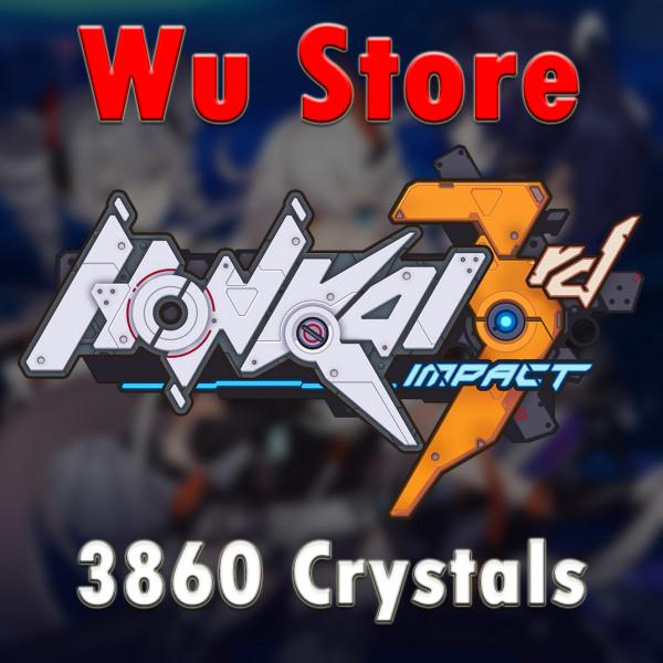 3860 Crystals