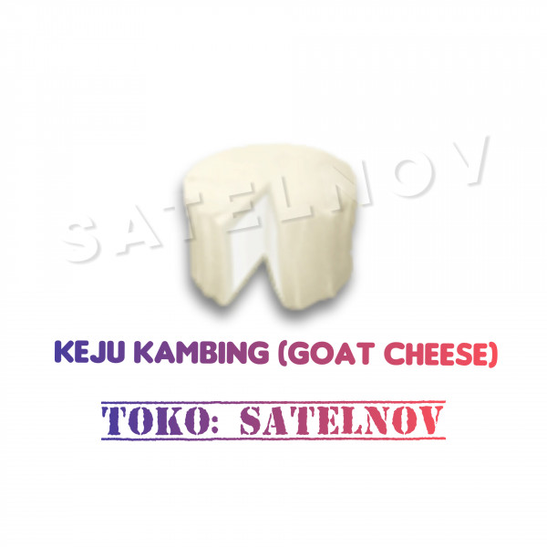 Keju Kambing (Goat Cheese)