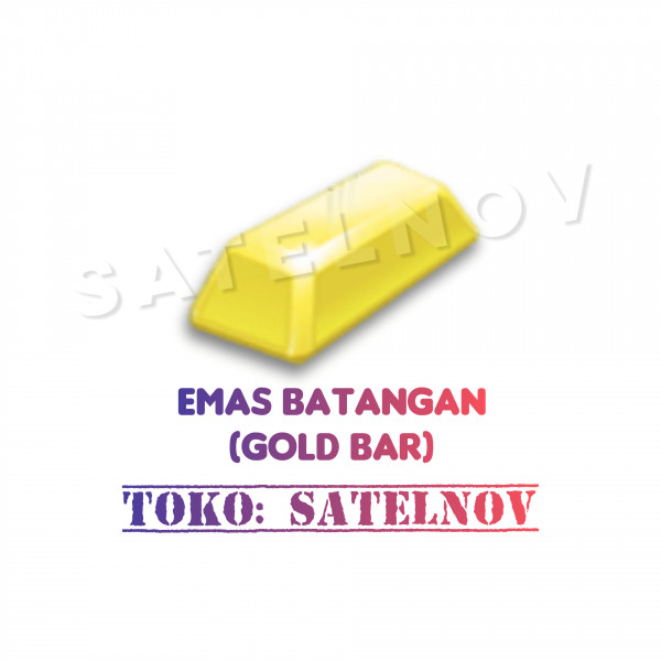 Emas Batangan (Gold Bar)