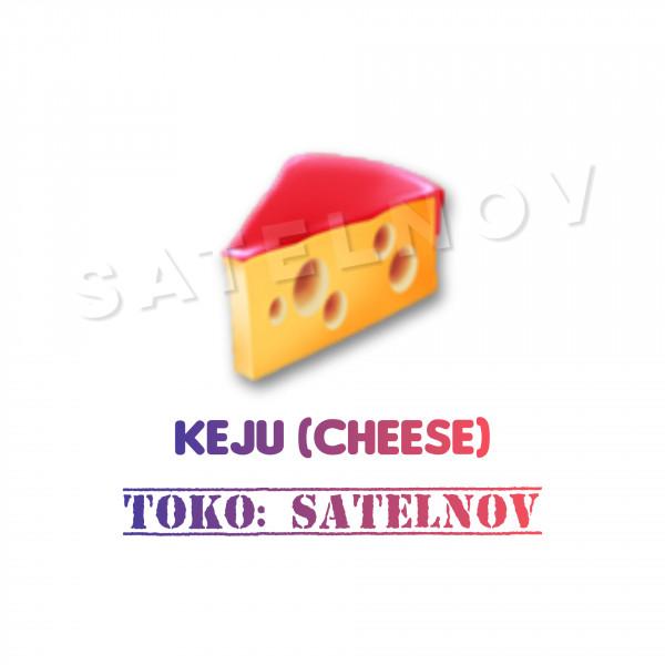 Keju (Cheese)
