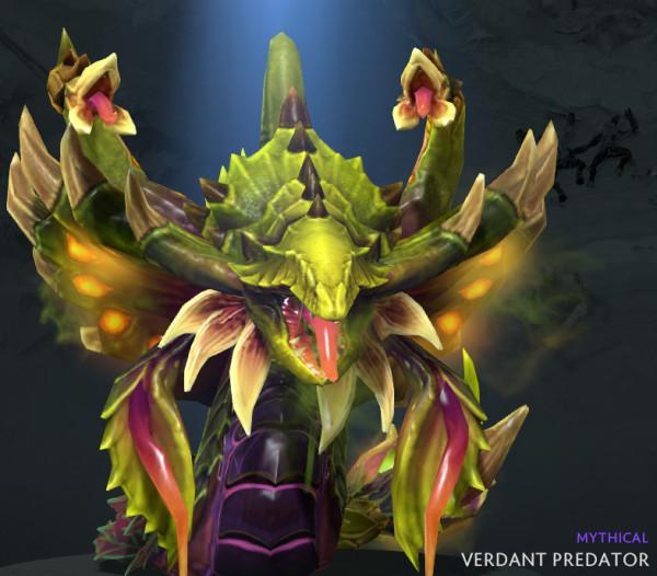 Verdant Predator (Venomancer Set)