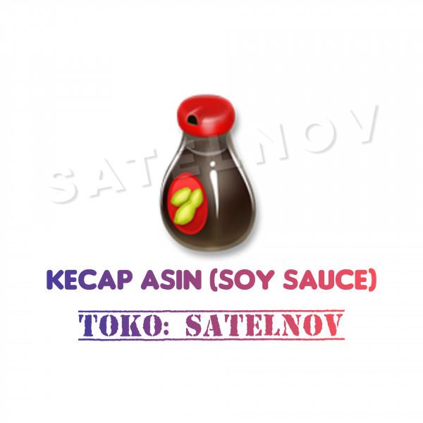 Kecap Asin (Soy Sauce)