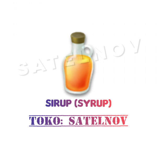 Sirup (Syrup)