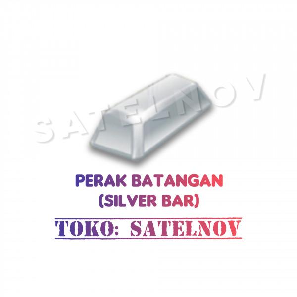 Perak Batangan (Silver Bar)