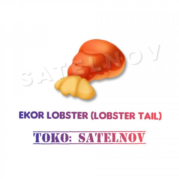 Ekor Lobster (Lobster Tail)