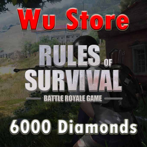 6000 Diamonds