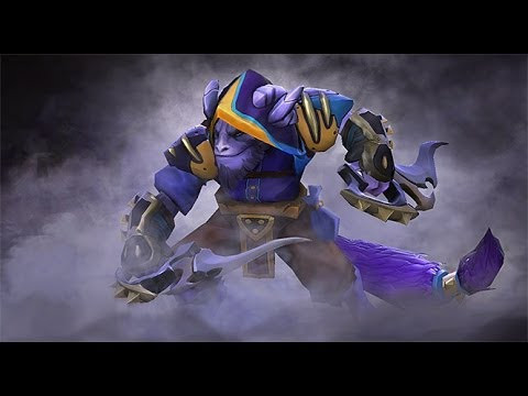 Arms of the Bladebreaker Order (Riki Set)