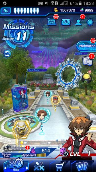 Akun Yugioh Duel Links Unlock All Character