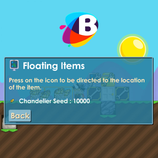 WORLD CHANDELIER SEED 10,000