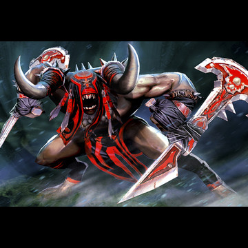 Tribal Terror (Bloodseeker Set)