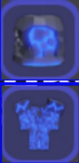 Alien Guardian Helmt Dan Armor- Dungeon Quest