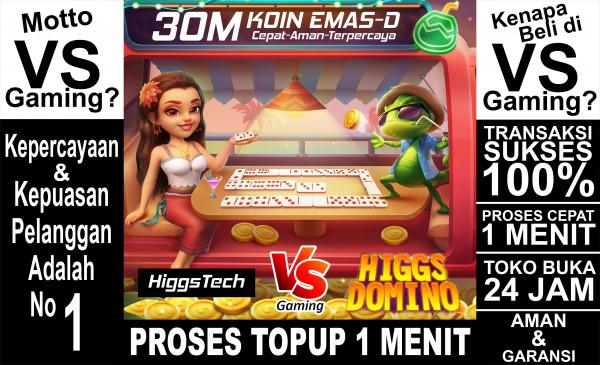 30M Koin Emas-D