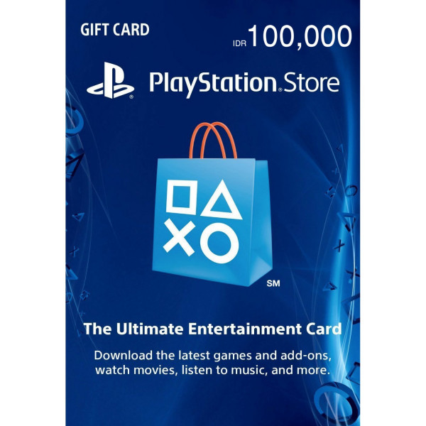 Gift Card IDR 100.000