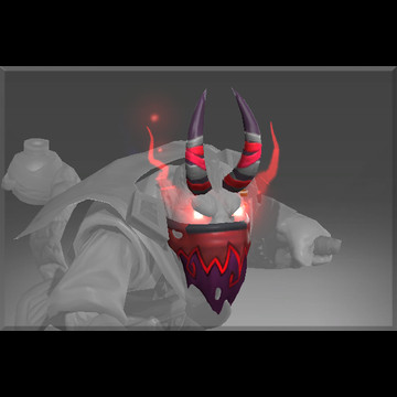 Horns of Monstrous Reprisal (Riki)