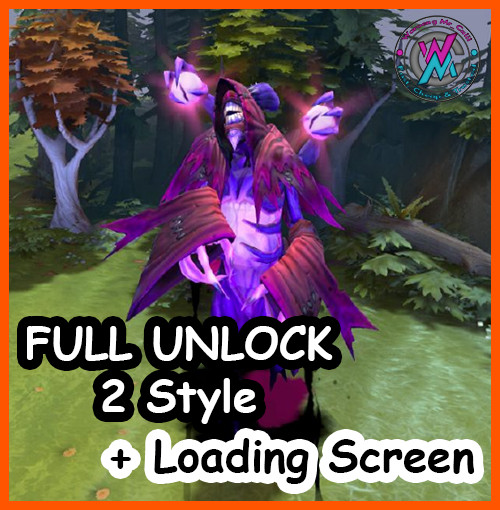 Lucid Torment Style Unlock (Bane Set Unlock)