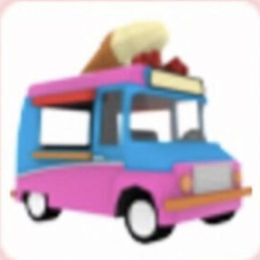 Ice Cream Truck - Adopt me