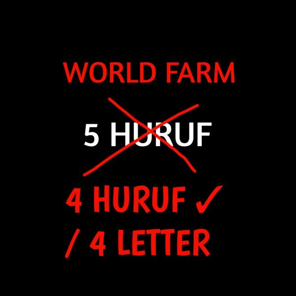 World Farm  - Full Platform