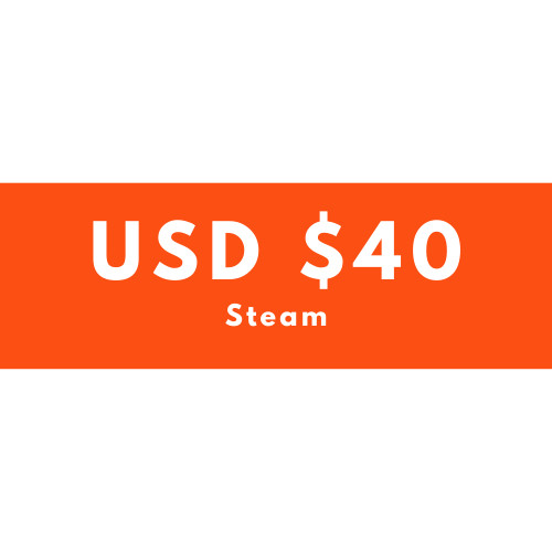 USD $40