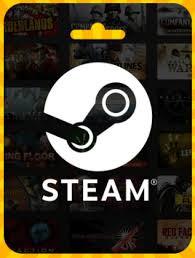 Steam Wallet IDR 120.000
