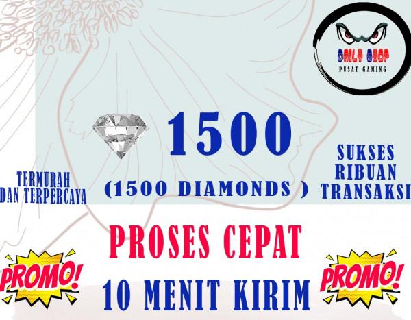 1500 Diamonds