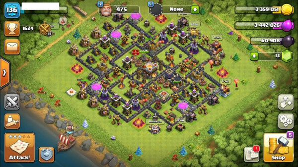 TH11/LV136 - King 22 Queen 25 Warden 8