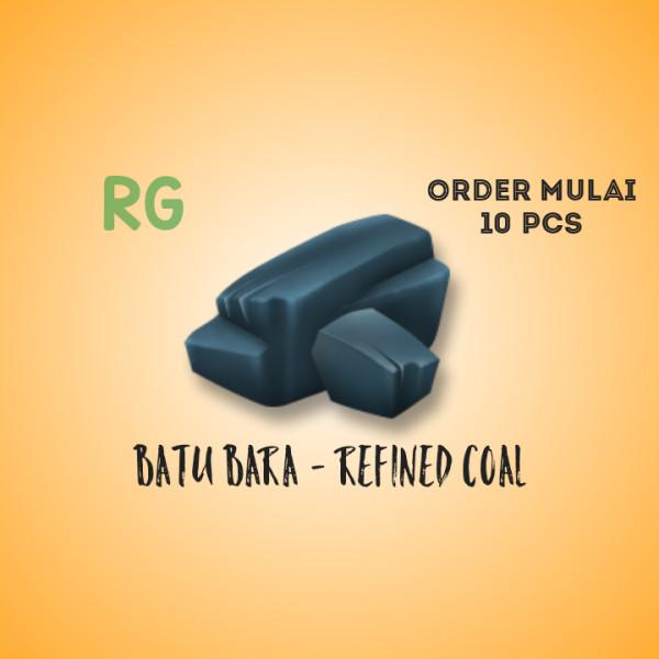 Batu Bara - Refined Coal