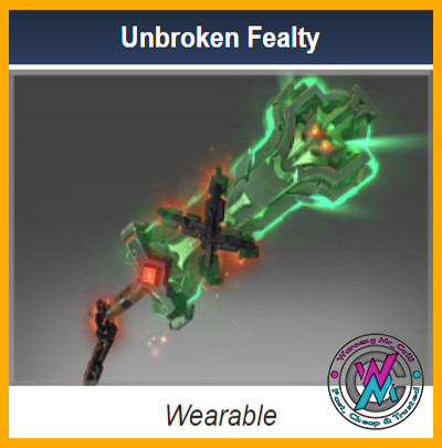 Unbroken Fealty (Immortal TI8 Wraith King)