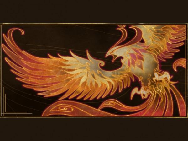 Vermillion Crucible (Phoenix Set)