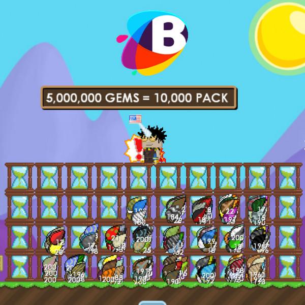 RSP PACK 10K (10,000)