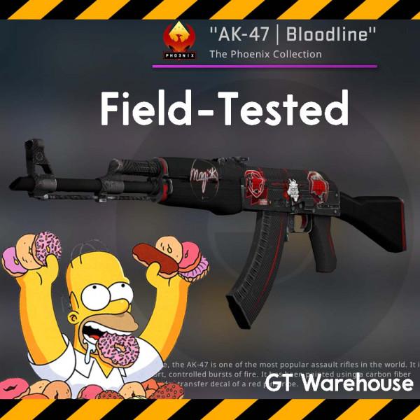 AK-47 | Redline (Classified Rifle)