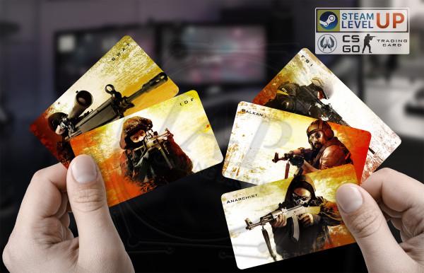 Steam Trading Card CSGO Series