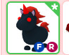 Evil Unicorn (FR) - AdoptMe