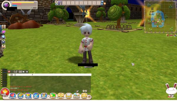 Chef Suit (T) +0