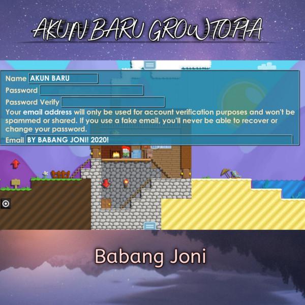 Akun Baru Growtopia ( Level 1 )