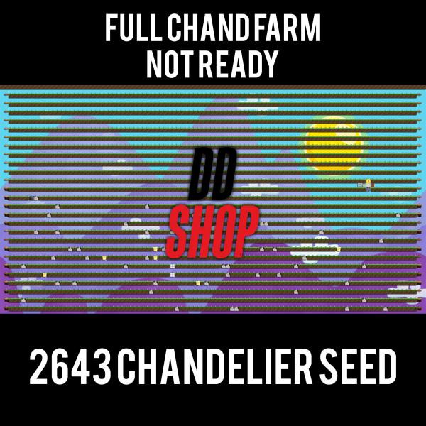 Full Farm Chandelier