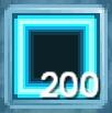 Glowy block isi 200 block