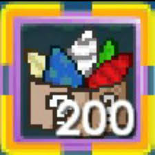 200 SMALL SEED PACK (SSP)