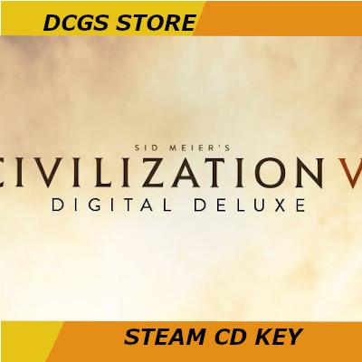 Civilization VI 6 Digital Deluxe Edition