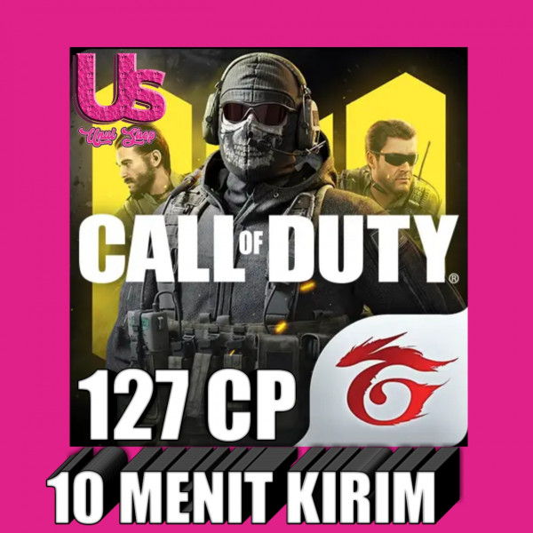 Top Up 127 CP