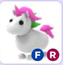 Unicorn Pet F/R - Adopt Me