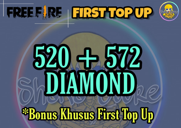 520 + 572 Diamonds