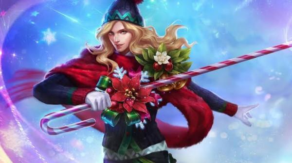 Christmas Carnival (Special Skin Lancelot)