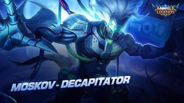 Decapitator (Moskov Elite Skin)