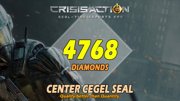 4768 Diamonds (All Server)