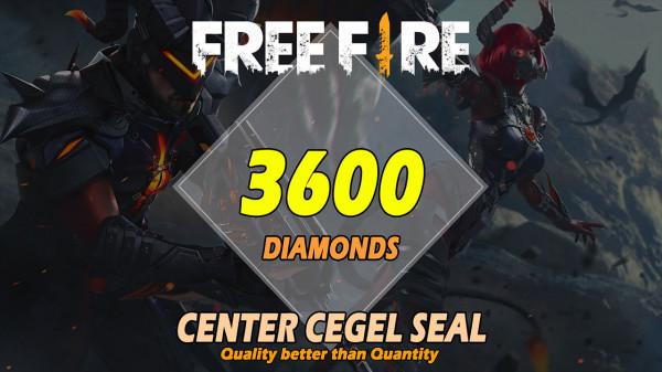 3600 Diamonds