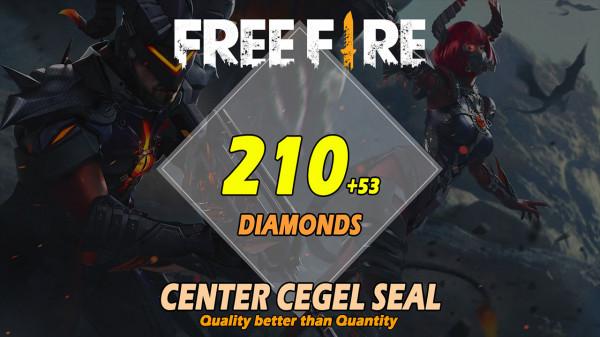 210 + 53 Diamonds