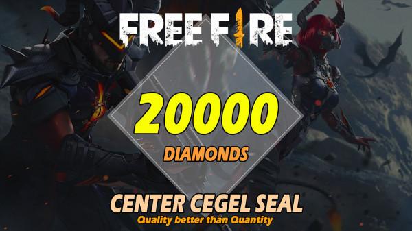 20000 Diamonds