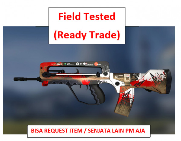FAMAS | Roll Cage FT | Ready Trade