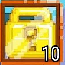 10 WORLD LOCK (PAKET BONUS)