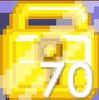 70 WORLD LOCK (PAKET BONUS)
